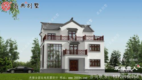 现代简约新中式别墅设