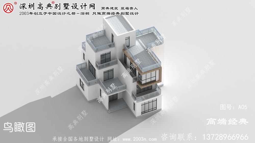 泗阳县别墅设计图纸及效果图大全
