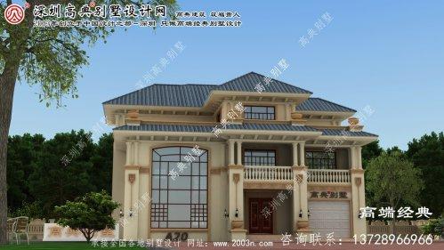 开化县农村房屋设计图