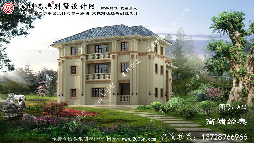 开化县农村房屋设计图房屋设计