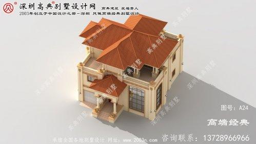 龙子湖区房子设计效果