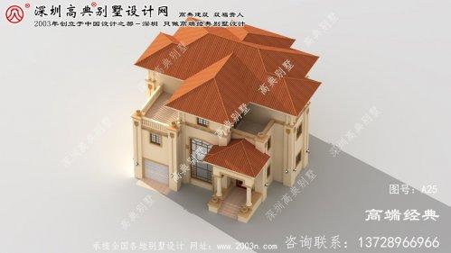 磐安县农村别墅设计图