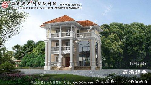 相山区农村房屋设计图