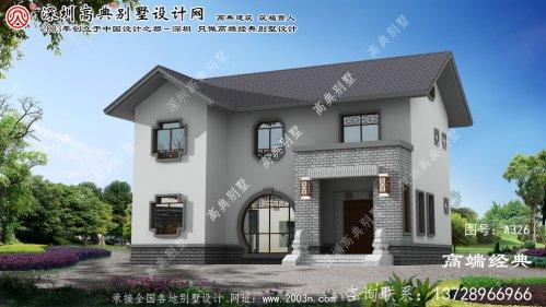 长兴县农村房屋设计图