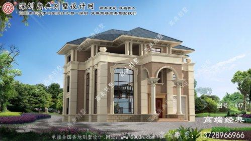 松阳县农村三层房屋设