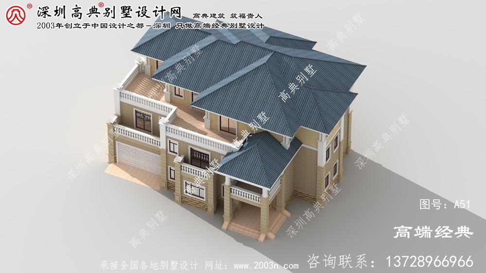 桐庐县建房设计图