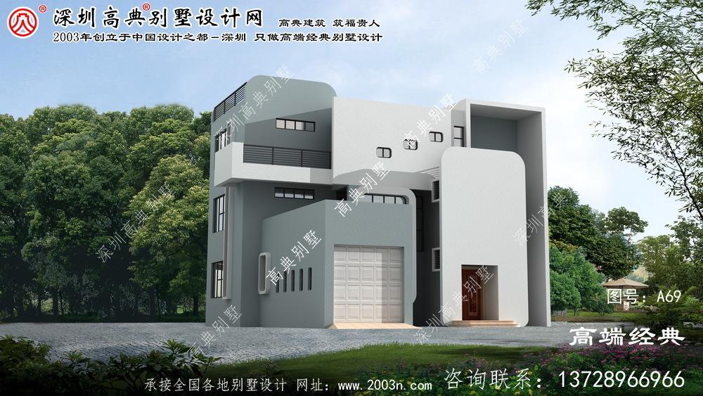 杜集区农村自建房设计图