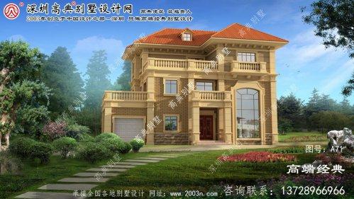 仙居县新农村住宅设计
