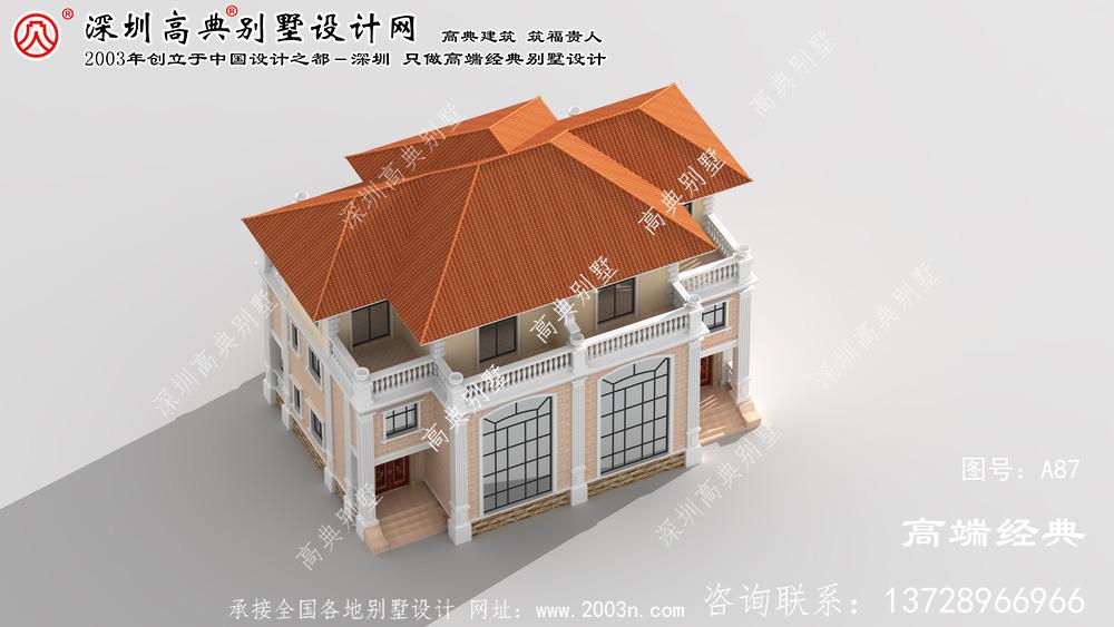 平阳县农村自建别墅设计图