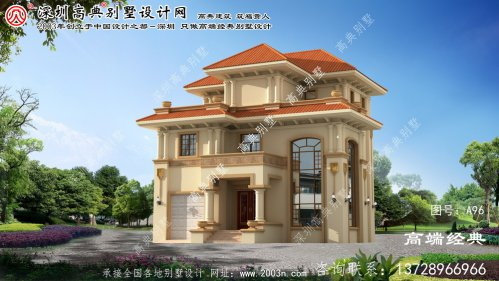 黄岩区乡村别墅设计