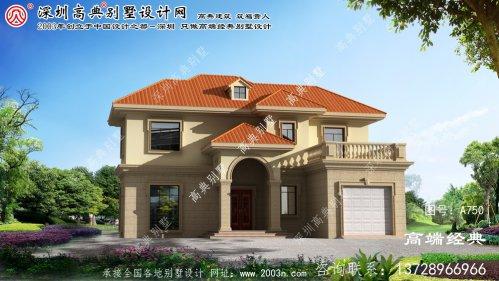 庐江县农村建房造型图