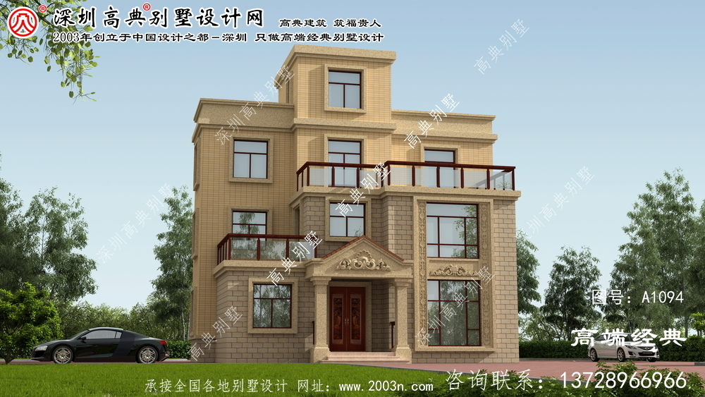 鱼台县别墅设计图纸网站