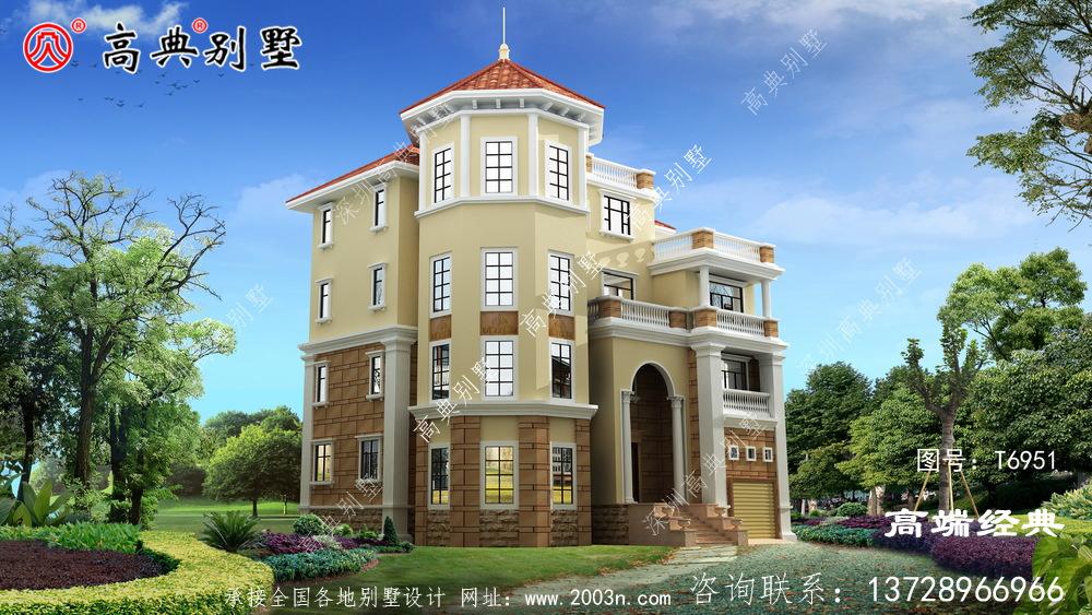 平塘县农村别墅设计价格