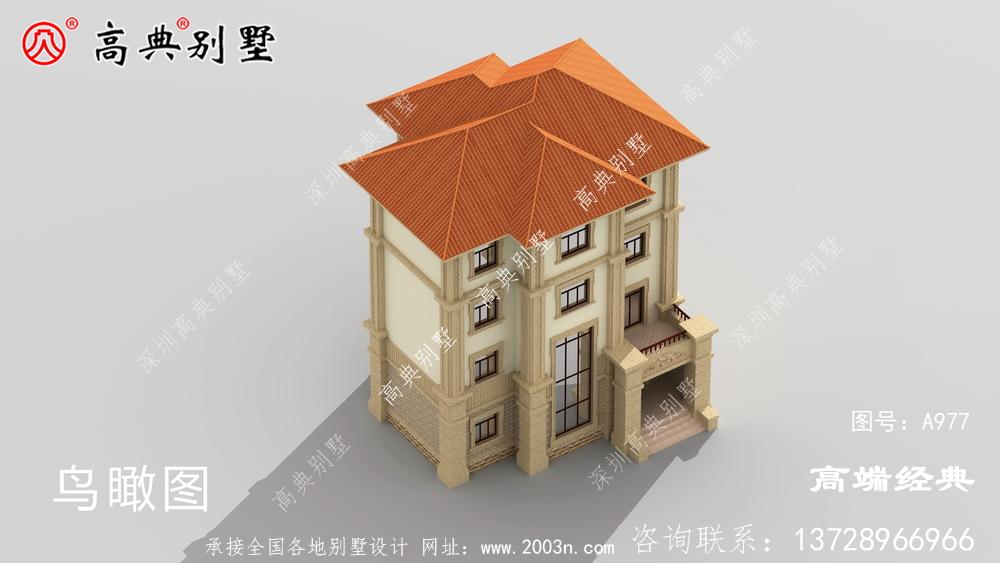 别墅效果图设计制作