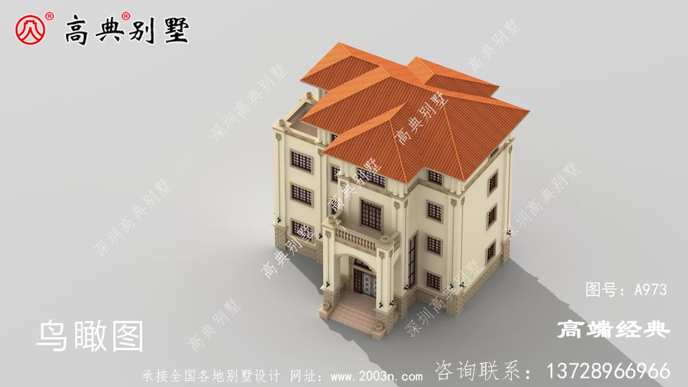 农村高层别墅房图片
