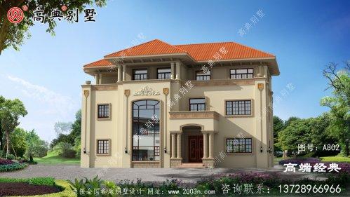 三层别墅装修设计图