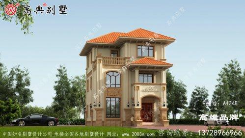 新别墅设计外观简洁大