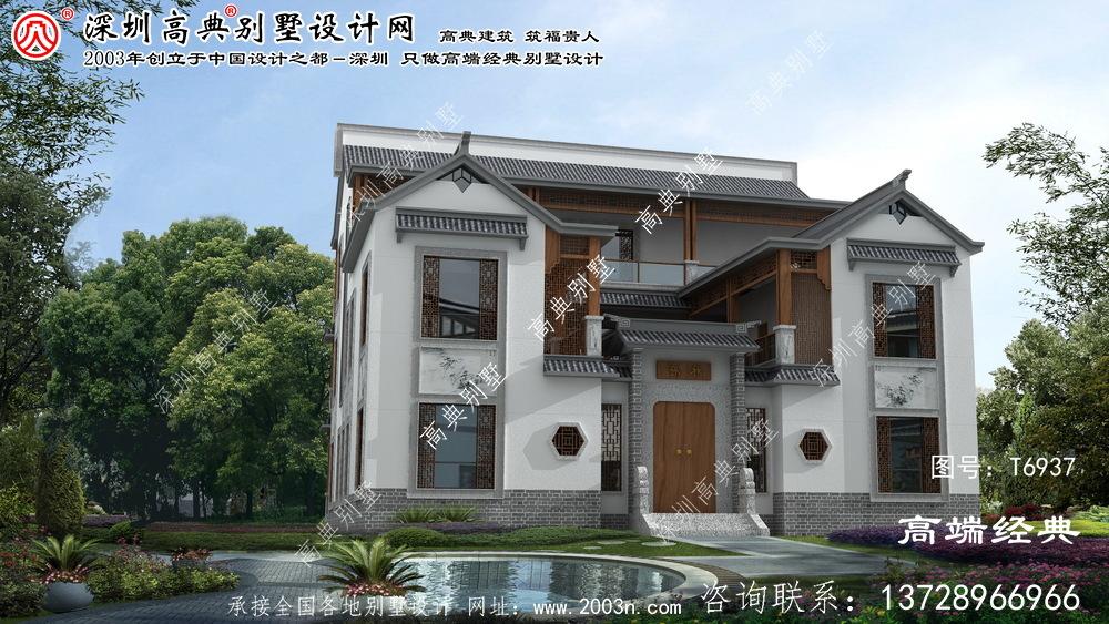 云南新中式四合院,前庭后院里,乐享诗意居!