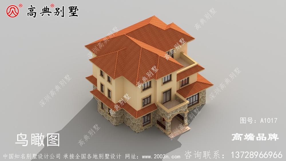 179平米别墅设计图找到适合你地基的户型了吗?