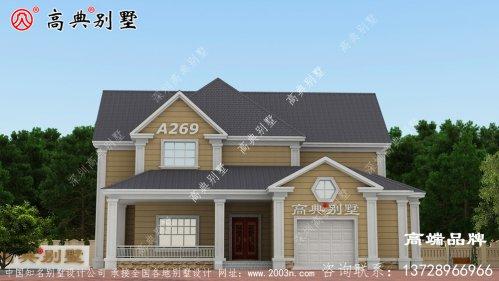 农村起房子设计图每个