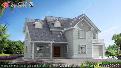 南方农村盖房设计图简