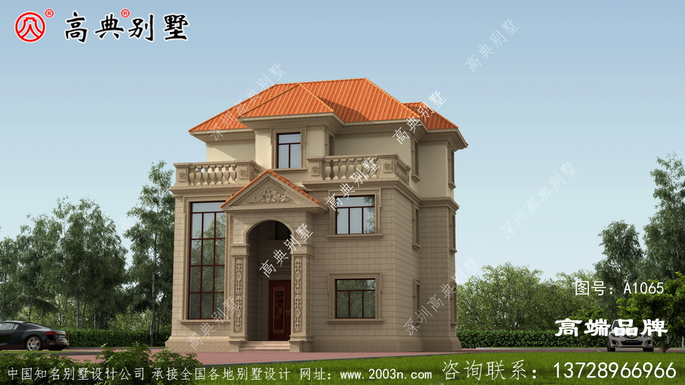 农村房屋设计图住在里面简直太幸福了