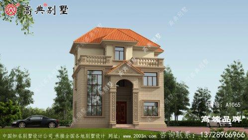 农村房屋设计图住在里