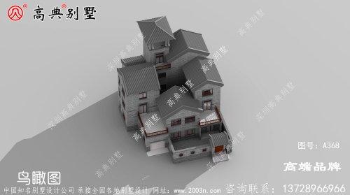 农村房子平面设计图赢