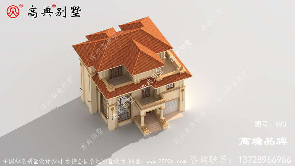 农村房子三间设计图家家户户都能建
