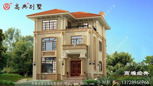 农村自建房屋平面设计