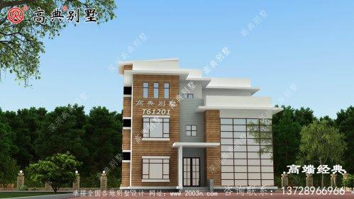 农村3层房子设计图适合