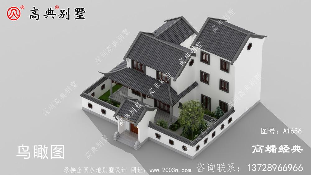 这样的农村别墅,你喜欢吗?