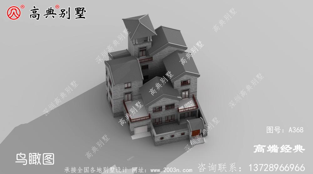 细节上结合实际功能需求,使得别墅更加精致
