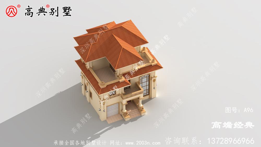 绝对可以引领农村建房的新潮流