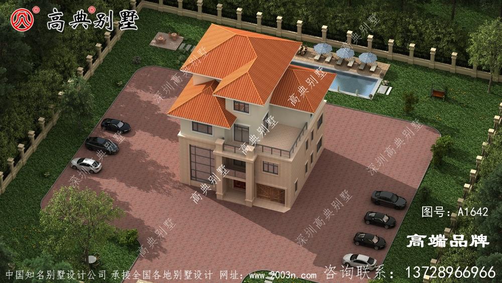 别墅搭配上现代简约风格,气质超独特