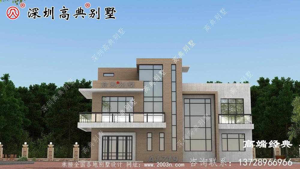 三层别墅设计图,不可错过的好户型,快来一起看看吧。