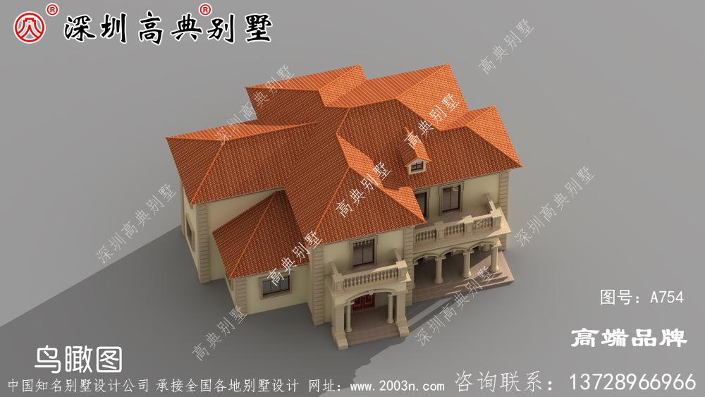 二层别墅,你觉得漂亮吗,一起来看看!