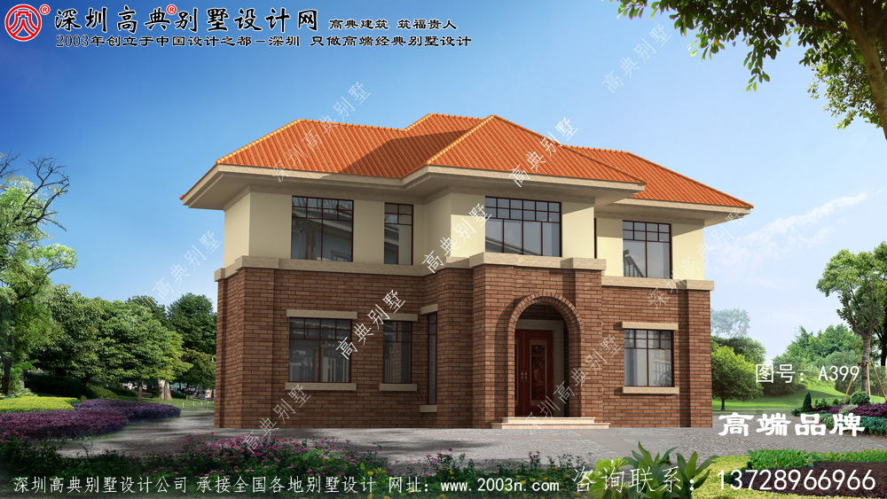 农村自建别墅图,惬意的小庭院 真正的低调的豪宅!