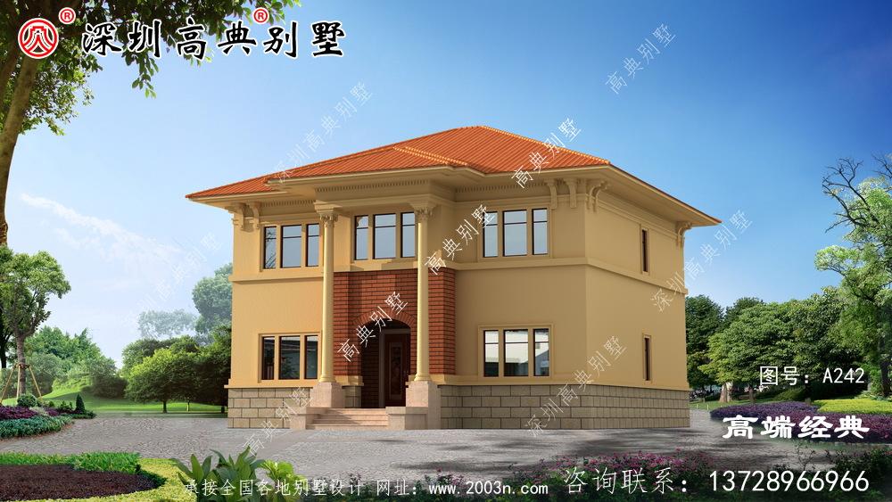 设计大气又惊艳,这样的别墅你绝对会喜欢