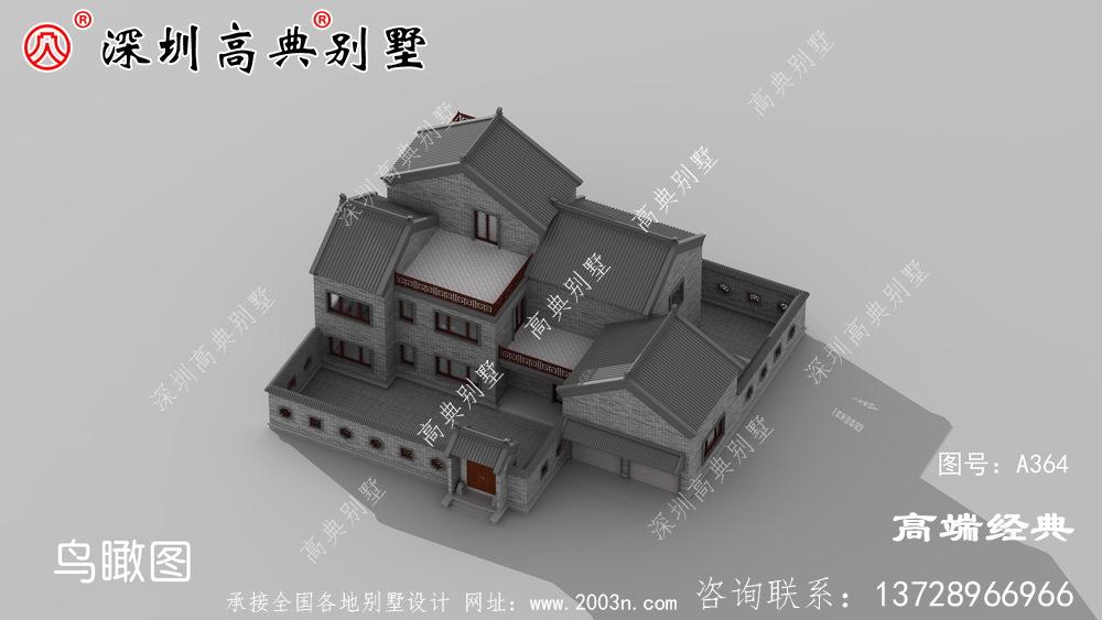 农村房屋设计图