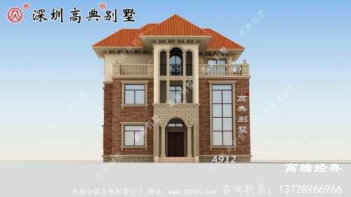 乡村三楼有阳台照片,