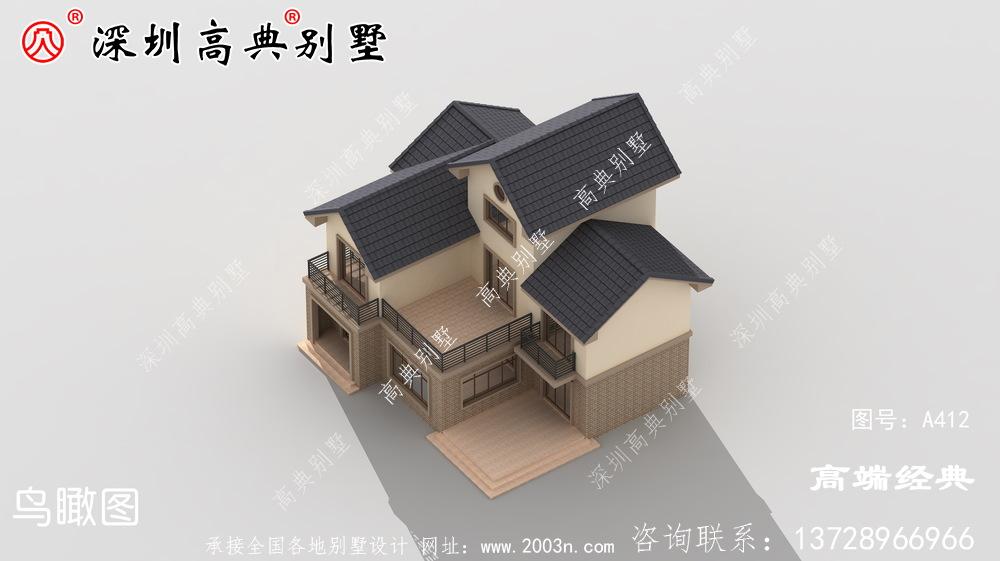 老家建房不仅是给自己一个家也是给父母一个舒适的居所