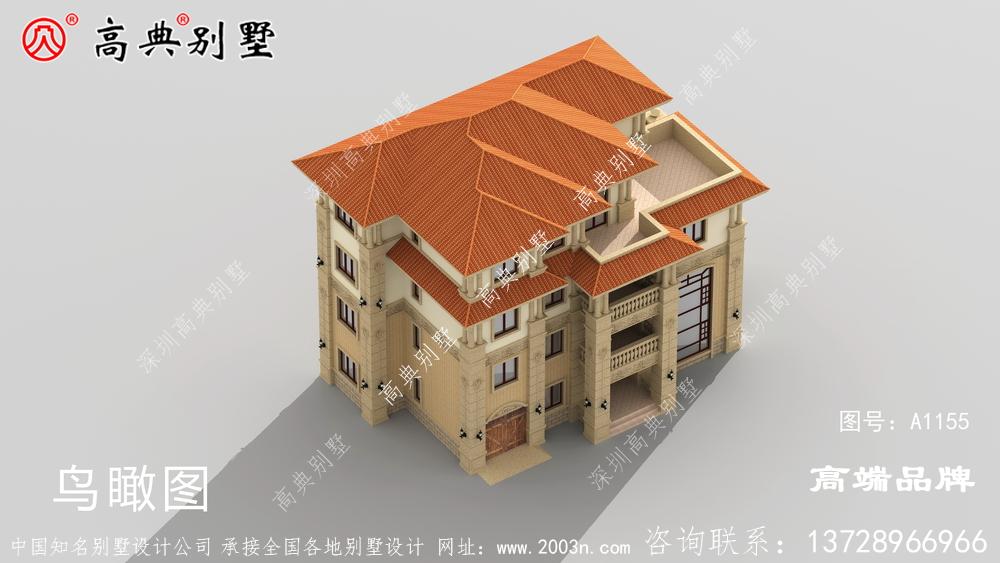 在农村建造一栋自己满意的房子,安定地度过一生