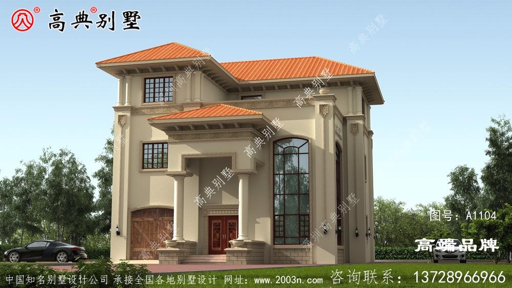 建房不一定要多豪华,最重要的是布局合理实用