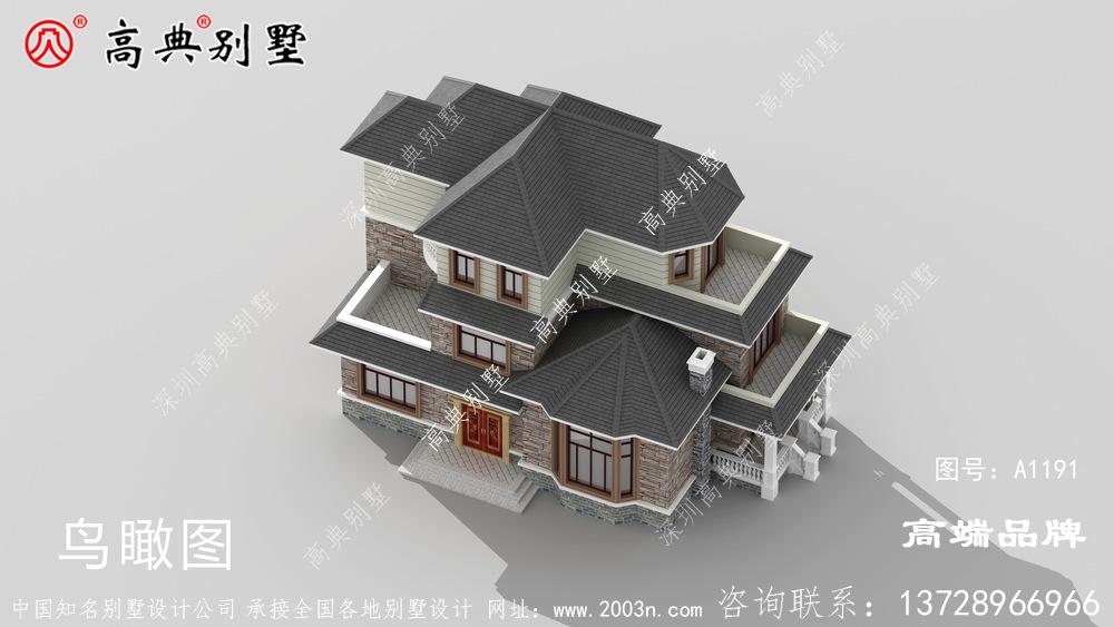 自营住宅简单实用,配色新颖独特