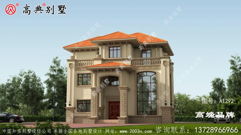 外观不对称设计突破传统房屋建造,让你的家在全村独占声誉