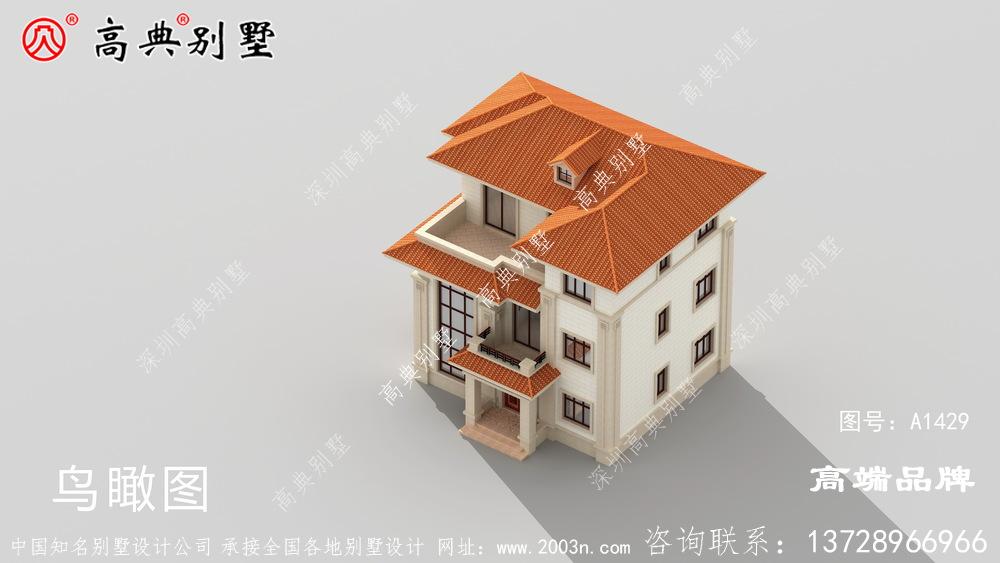 在农村建别墅比城里买房优惠的可以可不止两三倍