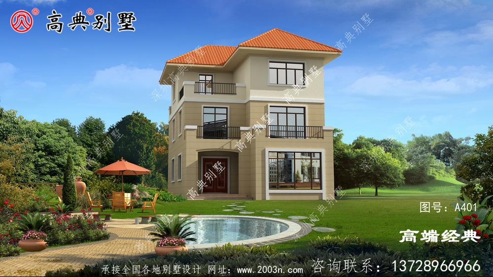 如今农村住宅取而代之的是一栋栋精致的别墅变化是真大啊!