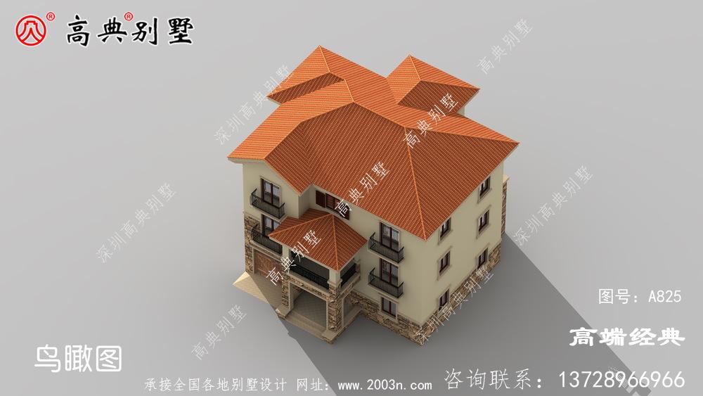 建成后有很多人后悔,建房前要选好户型是关键