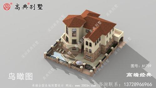以前好房觉得只有村长家,而如今家家户户都是别墅